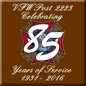 85 Years of Service