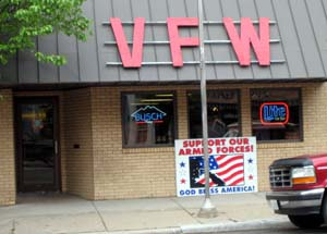 VFW Post 2223 Building